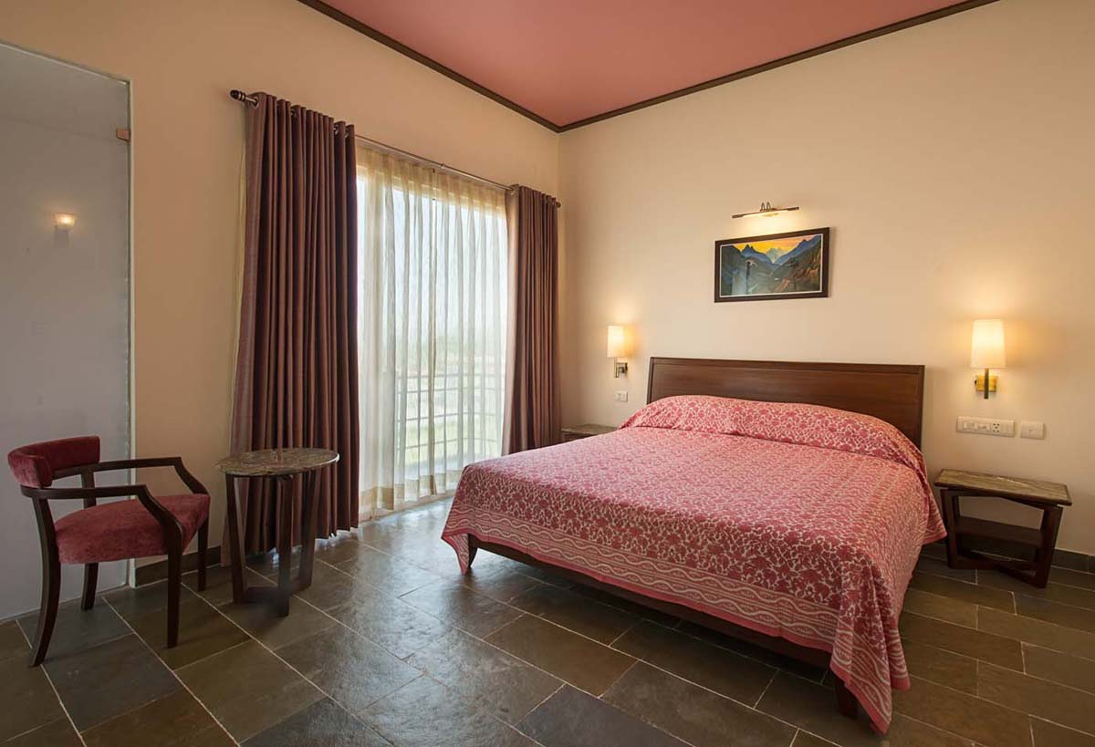 Deluxe duplex suite in Dera Masuda, Pushkar, Ajmer, Rajasthan