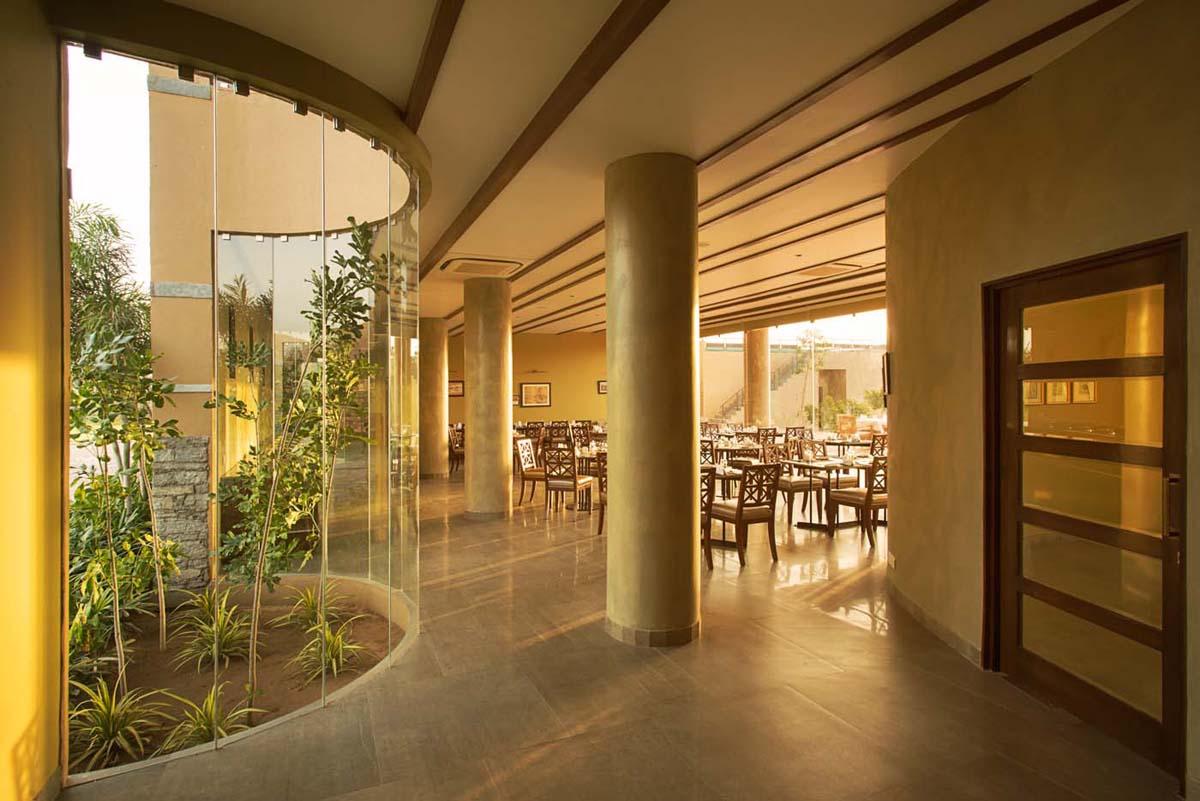 The Raj Days Restaurant in Dera Masuda, Pushkar, Ajmer, Rajasthan