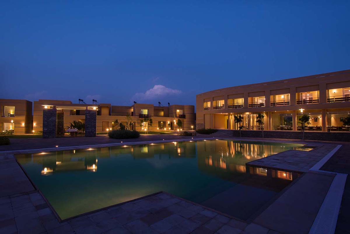 The First Design Hotel In Scenic Pushkar