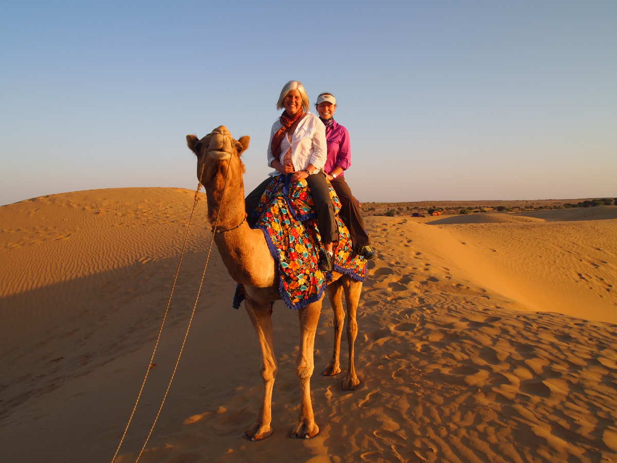 Camel safari in Pushkar, Ajmer, Rajasthan - Dera Masuda Hotel Resort